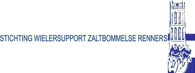 Logo Stichting Wielersupport Zaltbommelse Renners