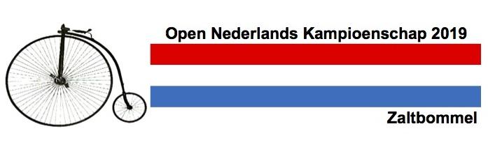 Logo Open Nederlands Kampioenschap Hoge Bi 2019