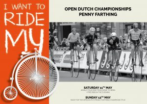 Open Dutch Championships Penny Farthing